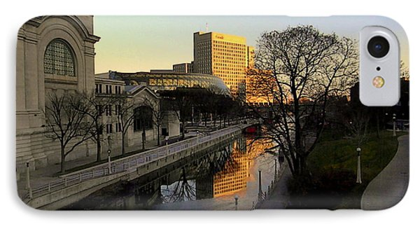 IPhone Case featuring the photograph Le Rideau, by Elfriede Fulda