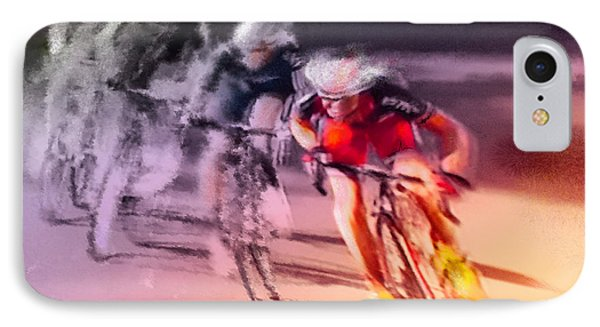 Le Tour De France 13 IPhone Case