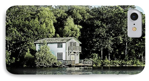 Leacock Boathouse IPhone Case