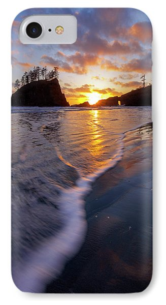 IPhone Case featuring the photograph Lead The Way by Mike Lang