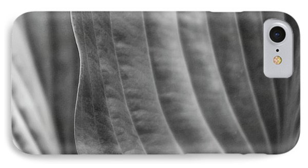 Leaf - Edgy Path IPhone Case by Ben and Raisa Gertsberg