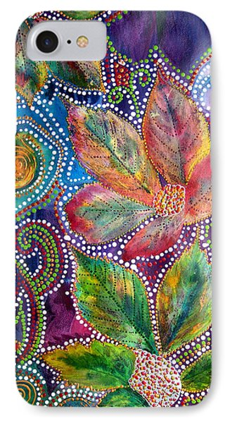 Leaf Fiesta IPhone Case