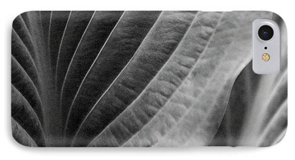 Leaf - So Many Ways IPhone Case by Ben and Raisa Gertsberg