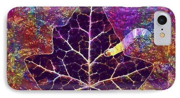Leaf Worm Slick Worm Species  IPhone Case
