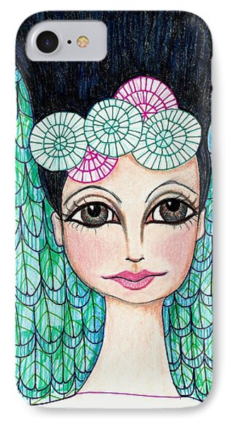 Leap Of Faith IPhone Case by Lisa Noneman
