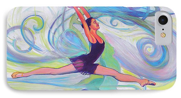 Leap Of Joy IPhone Case by Jeanette Jarmon