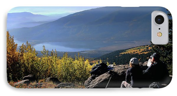 IPhone Case featuring the photograph Learn To Be Still by Jim Hill