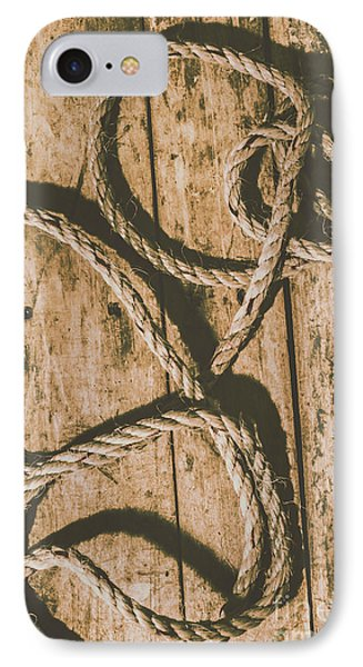IPhone Case featuring the photograph Learning The Ropes by Jorgo Photography - Wall Art Gallery