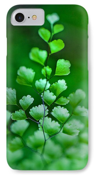 Leaves Rising IPhone Case by Az Jackson