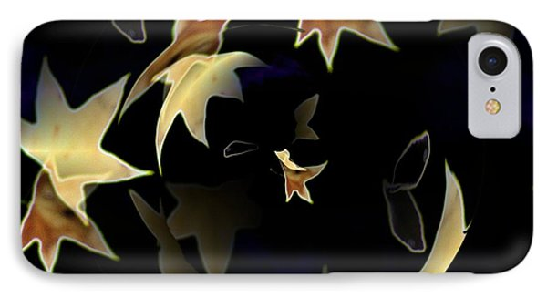 Leaves Phone Case by Tim Allen