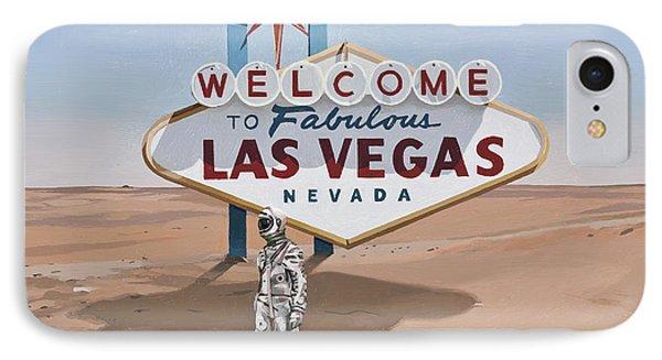 Leaving Las Vegas IPhone 7 Case by Scott Listfield