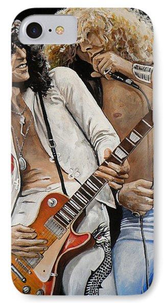 Led Zeppelin IPhone Case