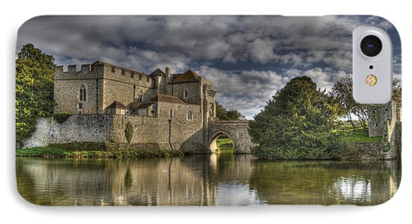 Leeds Castle Reflections IPhone Case