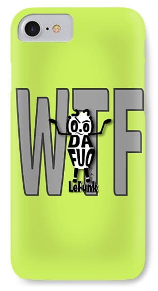 Lefunk IPhone Case