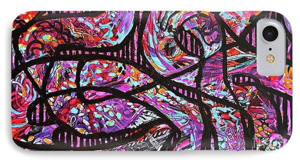 Legacy IPhone Case by Expressionistart studio Priscilla Batzell