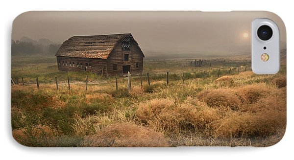 Legacy - Haynes Ranch Barn IPhone Case