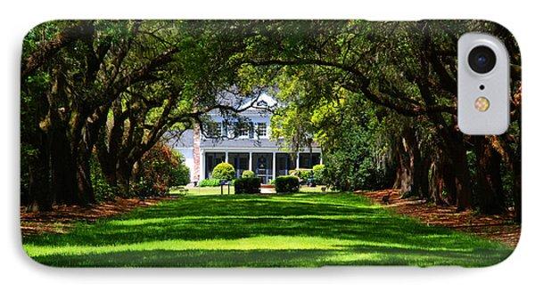 Legare Waring House Charleston Sc Phone Case by Susanne Van Hulst