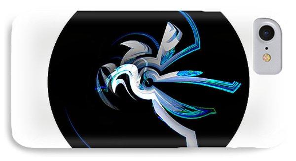 Legendary Horse Pegasus IPhone Case by Thibault Toussaint