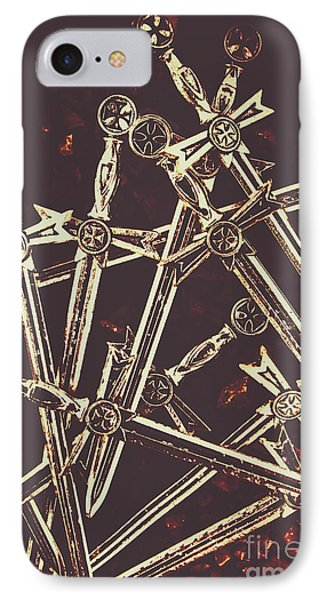 Legion Of Arms IPhone Case by Jorgo Photography - Wall Art Gallery