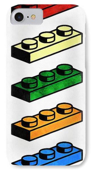 Lego Pop Art IPhone Case