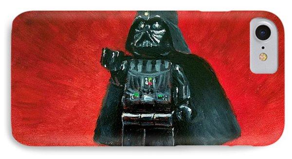 Lego Vader IPhone Case