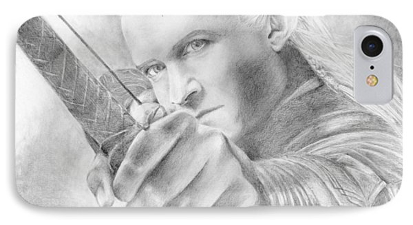 Legolas Greenleaf IPhone Case by Bitten Kari