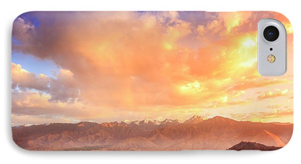 IPhone Case featuring the photograph Leh, Ladakh by Alexey Stiop