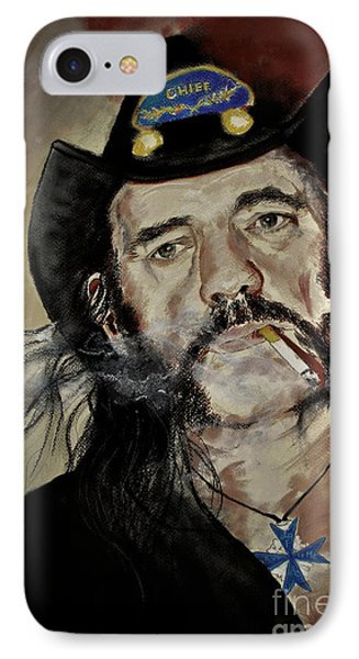 Lemmy Kilmister Motorhead IPhone Case