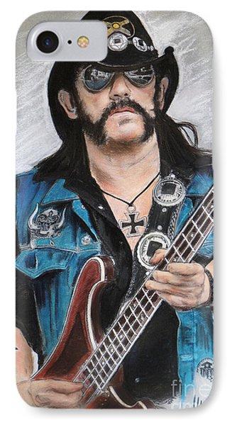 Lemmy IPhone Case by Melanie D