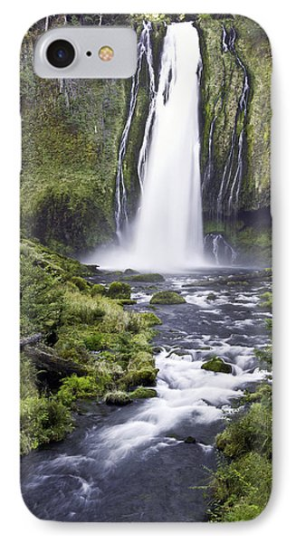 Lemolo Falls IPhone Case
