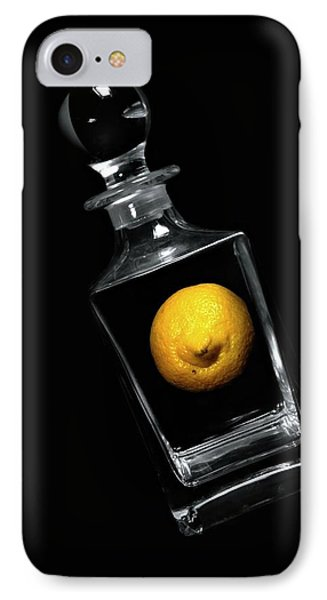 Lemon Decanter IPhone Case by Diana Angstadt