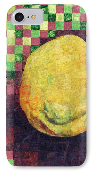 Lemon Squares Phone Case by Shawna Rowe