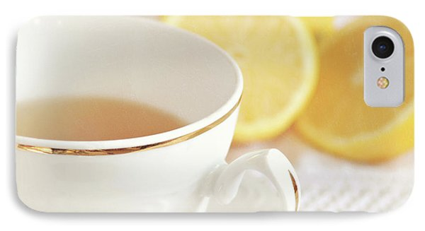 IPhone Case featuring the photograph Lemon Tea by Lyn Randle