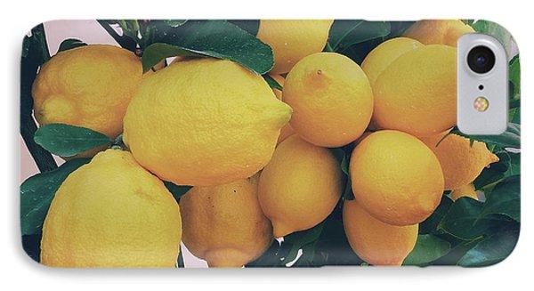 Lemon Tree IPhone 7 Case
