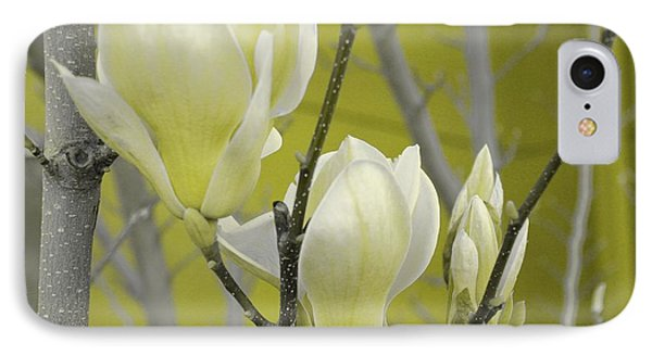 IPhone Case featuring the photograph Lemon Yellow by Athala Carole Bruckner