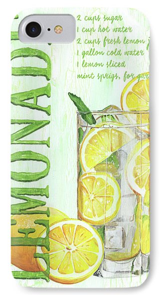 Lemonade IPhone Case by Debbie DeWitt