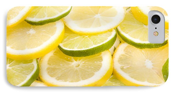 Lemons And Limes Phone Case by James BO  Insogna