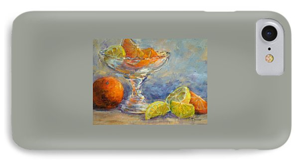 Lemons And Oranges IPhone Case