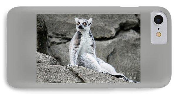 Lemur The Cutie IPhone Case