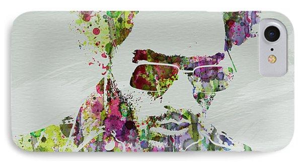 Lenny Kravitz 2 IPhone 7 Case by Naxart Studio