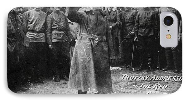 Leon Trotsky (1879-1940) Phone Case by Granger