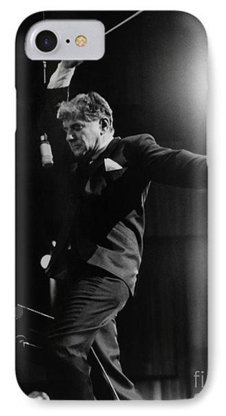 Leonard Bernstein Phone Case by Granger