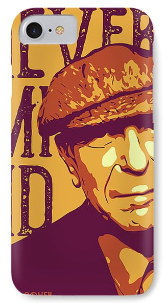 Leonard Cohen IPhone Case