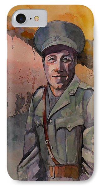 Leonard Keysor Vc IPhone Case