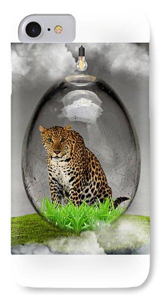 Leopard Art IPhone Case