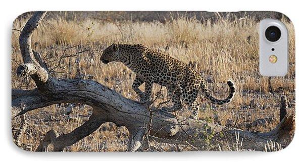 Leopard Tail IPhone Case