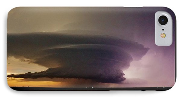 Leoti, Ks Supercell IPhone Case