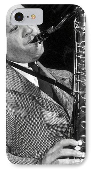 Lester Young  IPhone Case by American School