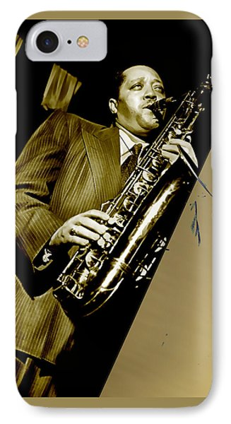 Lester Young Collection IPhone Case