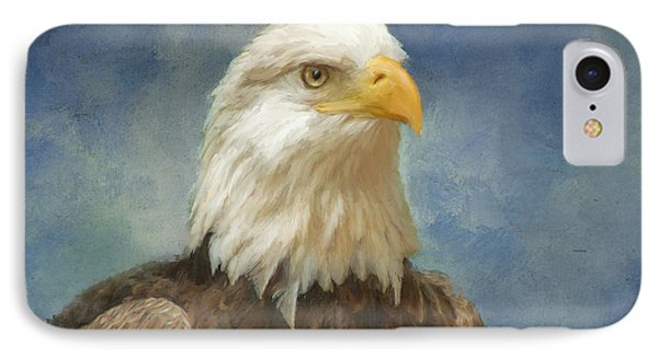 Let Freedom Ring IPhone Case by Colleen Taylor